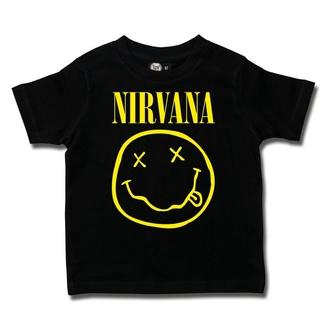 Children's t-shirt Nirvana - (Logo) - Metal-Kids - 541-25-8-9