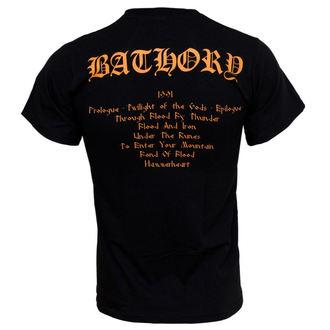 t-shirt metal men's Bathory - Twilight Of The Gods - PLASTIC HEAD, PLASTIC HEAD, Bathory