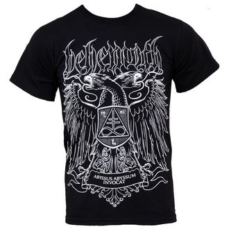 t-shirt metal men's Behemoth - Abyssus Abyssum Invocat - PLASTIC HEAD - PH5904