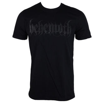 t-shirt metal men's Behemoth - Logo - PLASTIC HEAD, PLASTIC HEAD, Behemoth