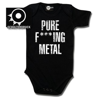 Baby Body Arch Enemy - Pure F *** ingMetal - Metal-Kids - 542-30-8-7