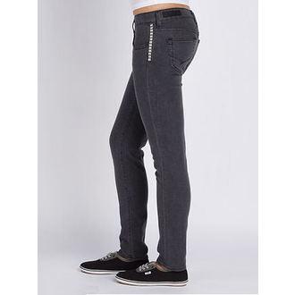 pants women VANS - Skinny Ankle Denim - Charcoal - VNZSAE9
