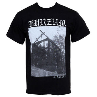 Metal T-Shirt men's Burzum - Aske - PLASTIC HEAD - PH2848