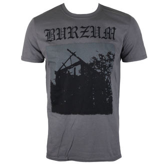 t-shirt metal men's Burzum - Aske - PLASTIC HEAD - PH5605