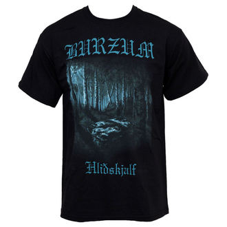 t-shirt metal Burzum - Hlidskjalf - PLASTIC HEAD - PH5606