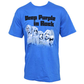 t-shirt metal Deep Purple - In Rock - PLASTIC HEAD