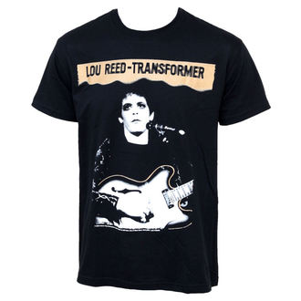 t-shirt metal men's Lou Reed - Transformer - PLASTIC HEAD, PLASTIC HEAD, Lou Reed