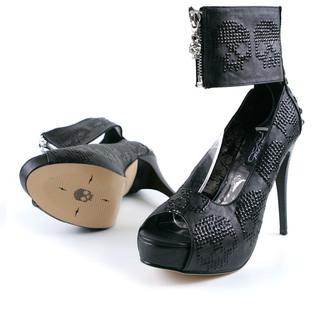 high heels women's - Digi Rider Platform - IRON FIST - IFL0968