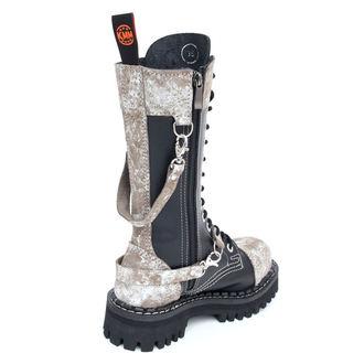 boots KMM 14Eyelet - Black/Grey, KMM