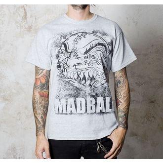 t-shirt metal men's Madball - Splatter Ball - Buckaneer, Buckaneer, Madball