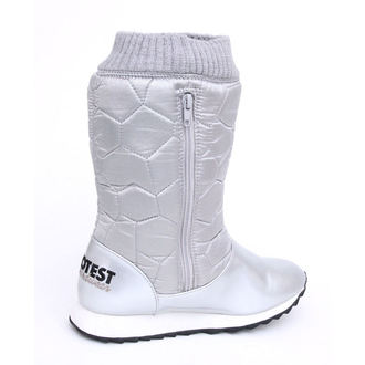 winter boots women's - PROTEST - 248 SILVER