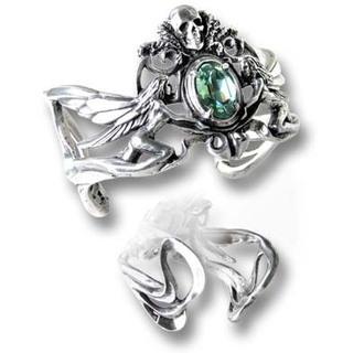 bracelet La Fleur De Baudelaire - ALCHEMY GOTHIC - A69