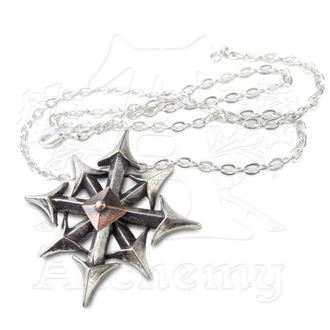 necklace Chaostar - ALCHEMY GOTHIC - P146