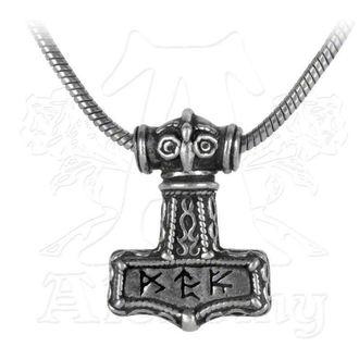 necklace Bindrune Hammer - ALCHEMY GOTHIC - P338