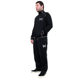 pants (trackpants) men TAPOUT - Logo Zipper, TAPOUT