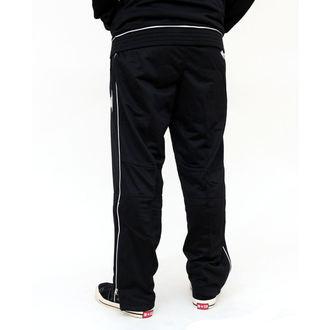 pants (trackpants) men TAPOUT - Logo Zipper - T10405