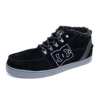 winter boots men's - DC - BLACK-GREY