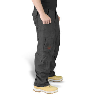 pants SURPLUS - Airborne - BLACK - 05-3598-63