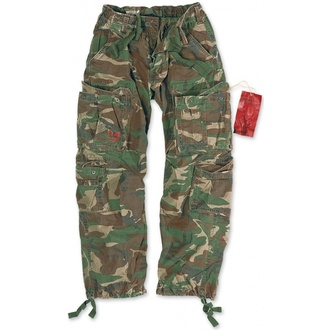 pants SURPLUS - Airborne - WOODLAND - 05-3598-62