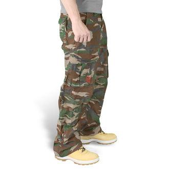 pants SURPLUS - Airborne - WOODLAND - 05-3598-62