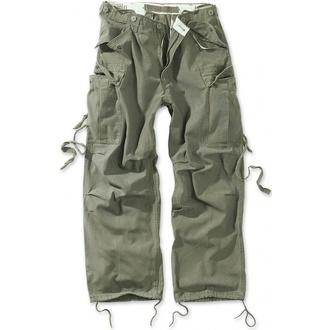 pants SURPLUS - Vintage - OLIV - 05-3596-61
