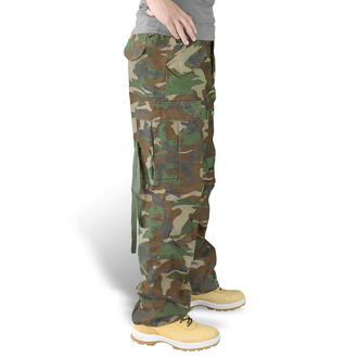 pants SURPLUS - Vintage - WOODLAND - 05-3596-62