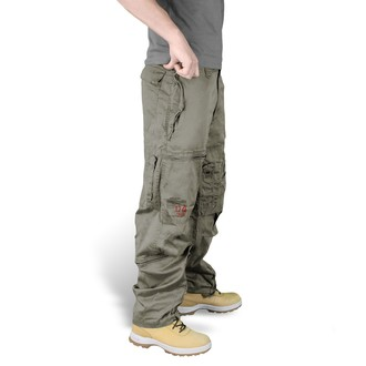 pants SURPLUS - Infantry - OLIV - 05 - 3599 - 01