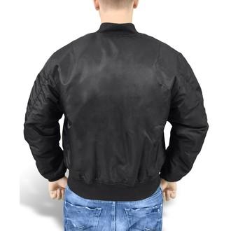 jacket SURPLUS - BOMBER MA1 - Black - 20-3503-03
