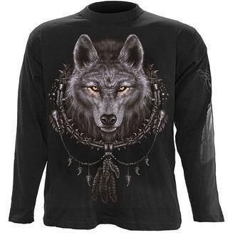 t-shirt men's - Wolf Dreams - SPIRAL - T035M301