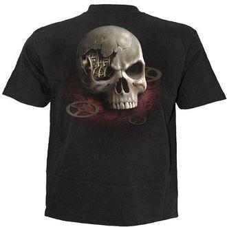 t-shirt men's - Steam Punk Bandit - SPIRAL - T042M101