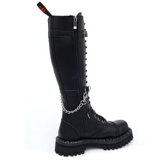 leather boots - KMM - 207