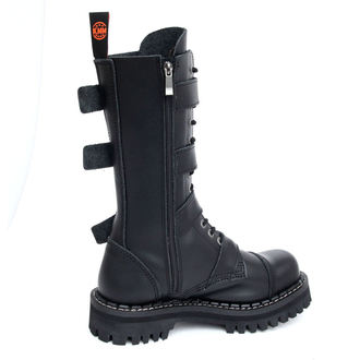 boots KMM 14Eyelet - Big Skulls Black Monster 4P - 140