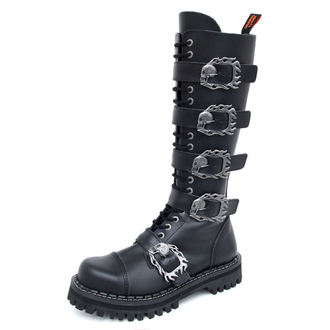 leather boots - KMM - 5P, KMM