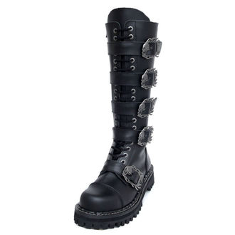 leather boots - - KMM - 5P, KMM