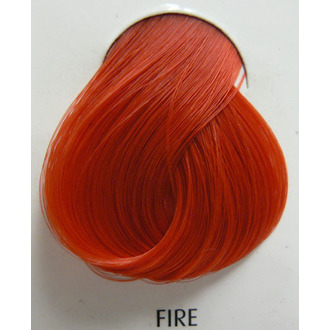 color to hair DIRECTIONS - Fire