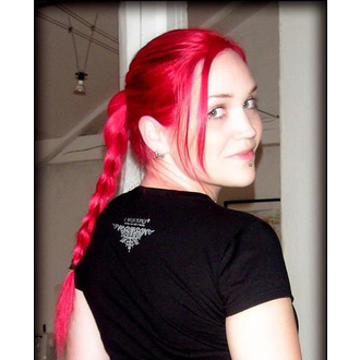 color to hair DIRECTIONS - Poppy Red