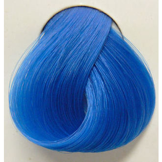 color to hair DIRECTIONS - Lagoon Blue