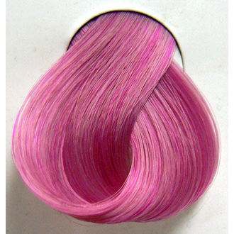 color to hair DIRECTIONS - Carnation Pink