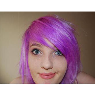 color to hair DIRECTIONS - Lavender