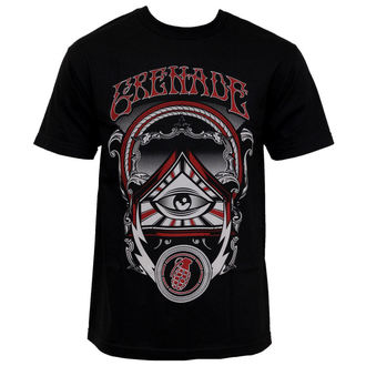 t-shirt street men's - Eye Of Grenade, GRENADE