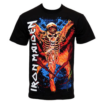t-shirt metal men's Iron Maiden - Vampyr - ROCK OFF - IMTEE23MB