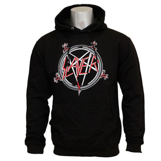 Hoodie men's Slayer - - ROCK OFF - SLAYHOOD01MB