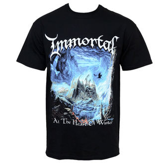t-shirt metal Immortal - At The Heart Of Winter - RAZAMATAZ, RAZAMATAZ, Immortal