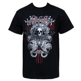 t-shirt metal men's Arch Enemy - Revolution - RAZAMATAZ, RAZAMATAZ, Arch Enemy