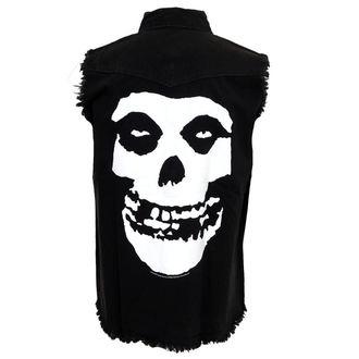 vest men's Misfits - Skull - RAZAMATAZ, RAZAMATAZ, Misfits