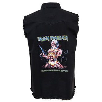 vest men's Iron Maiden - Somewhere Back In Time - RAZAMATAZ, RAZAMATAZ, Iron Maiden