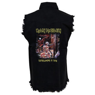 vest men's Iron Maiden - Somewhere In Time - RAZAMATAZ, RAZAMATAZ, Iron Maiden