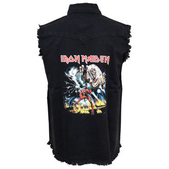 vest men's Iron Maiden - The Number Of The Beast - RAZAMATAZ, RAZAMATAZ, Iron Maiden