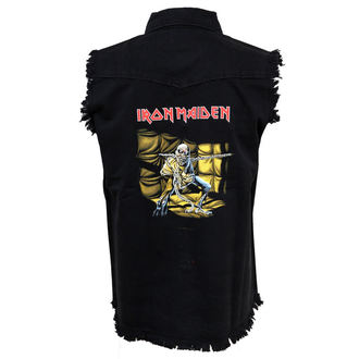 vest men's Iron Maiden - Piece Of Mind WS024 - RAZAMATAZ