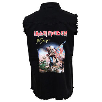 vest men's Iron Maiden - The Trooper - RAZAMATAZ, RAZAMATAZ, Iron Maiden
